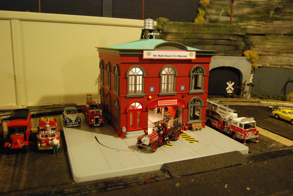 Fire Stations O Gauge Railroading On Line Forum