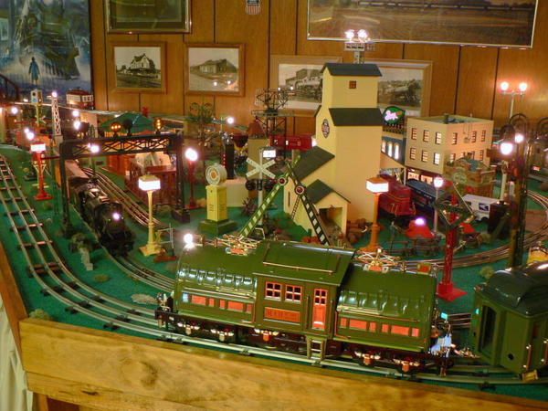 A Non Catagory Toy Trains And Tinplate O Gauge