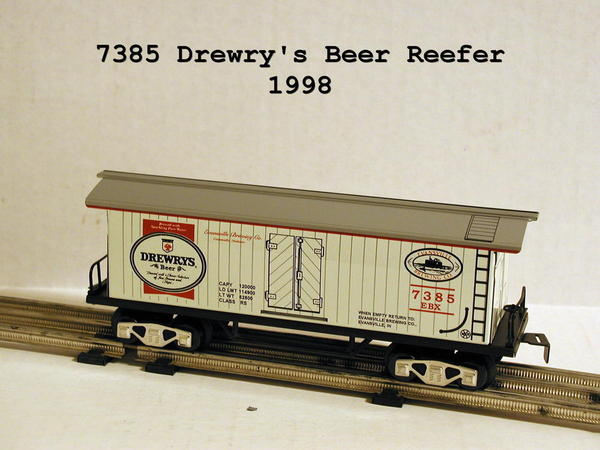 7385 Drewry's Beer Reefer