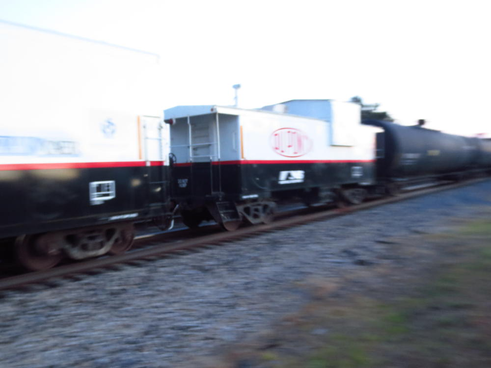 Dupont Norfolk Southern Safety Train And Cn 911 Tank Car