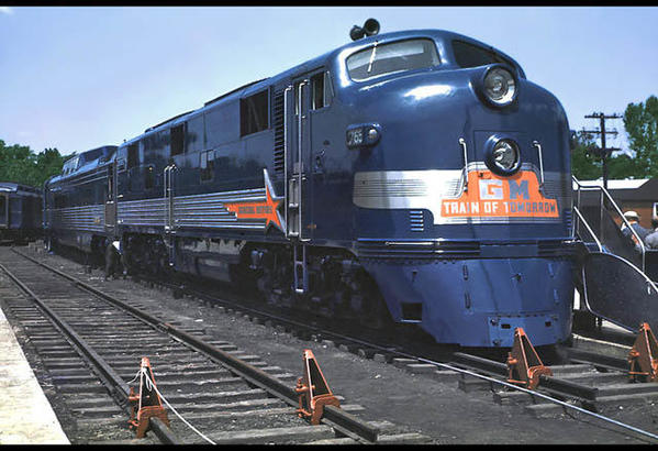 Train of Tomorrow 2