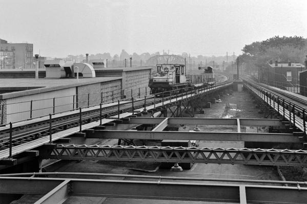 N at Fresh Pond ramps-Myrtle El-8-1963