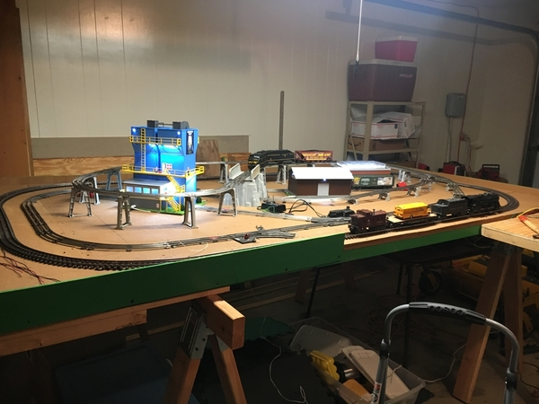 lionel layout 2018 two