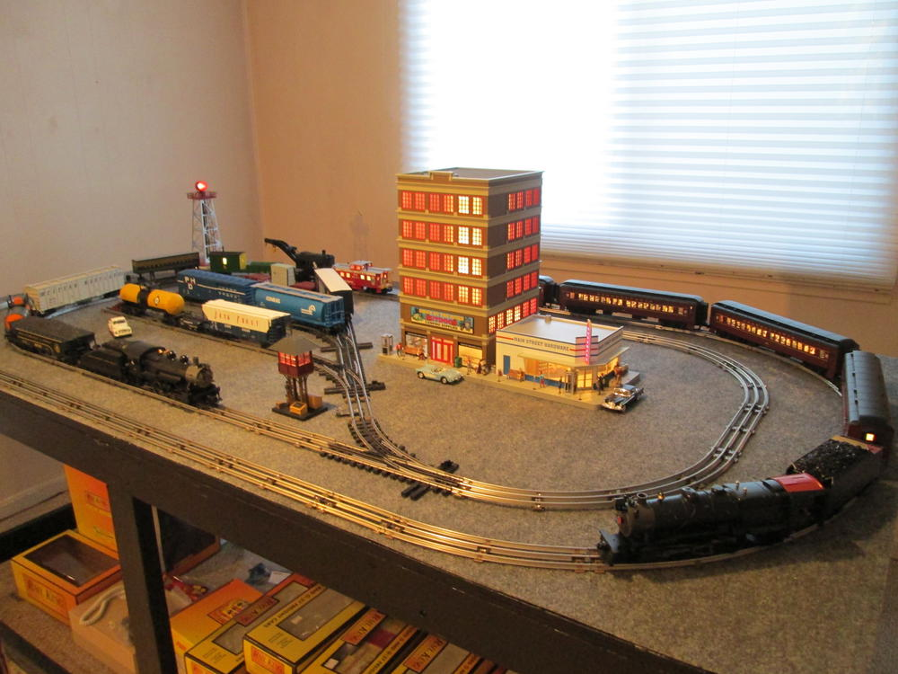 Lets See Your Small O27 Layouts | O Gauge Railroading On Line Forum