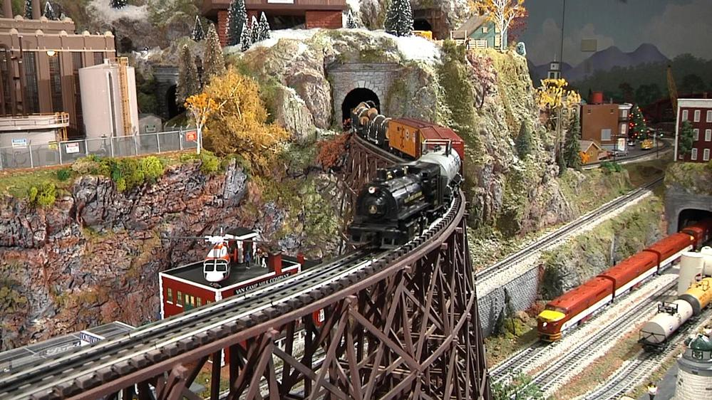 Good News From The Misty Mountain Railroad O Gauge