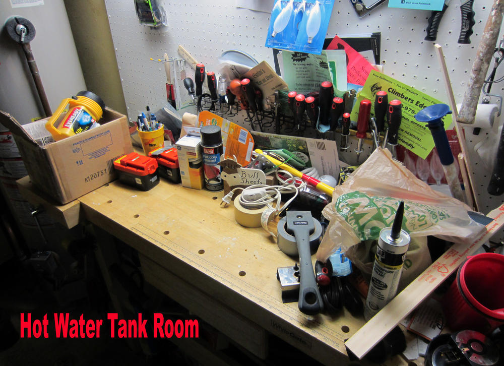 Messy Work Bench O Gauge Railroading On Line Forum