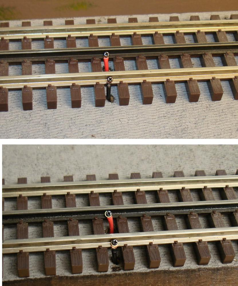 Starting New Layout With Atlas Track O Gauge Railroading On Line Forum Cutting Down Lionel 022 Switches Like