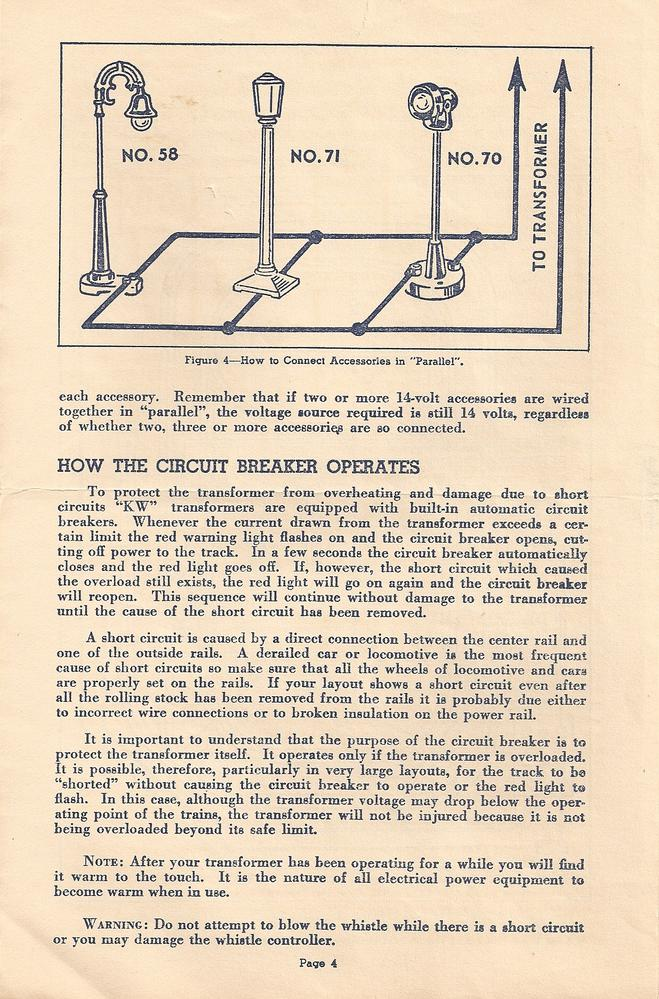 need a copy of a lionel kw transformer manual o gauge railroadingLionel Kw Transformer Wiring Diagram Lionel Circuit Diagrams #20