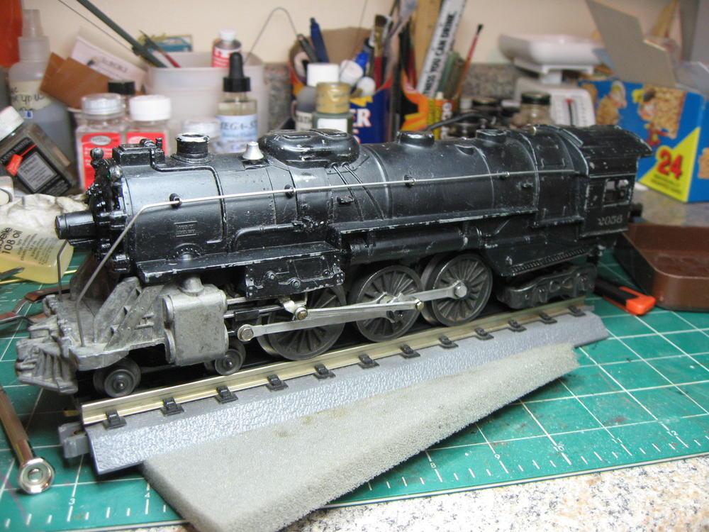 lionel hudsons o gauge railroading on line forum 2418