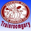 Trainroomgary Logo Logo 125 x 125
