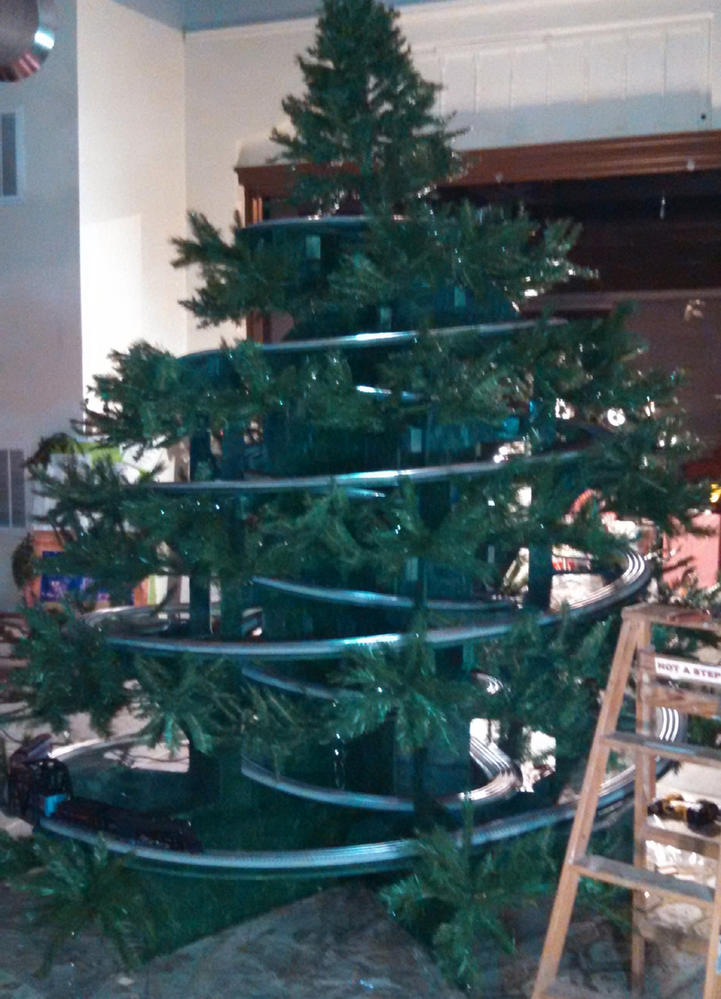 "Here it is, ""THE"" Christmas Tree Layout - Video Added 