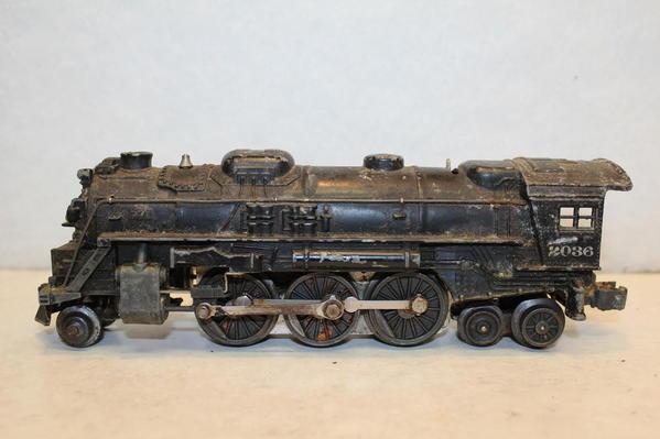 lionel 2036 project o gauge railroading on line forum rh ogrforum ogaugerr com Lionel 2466WX Lionel Postwar Locomotives