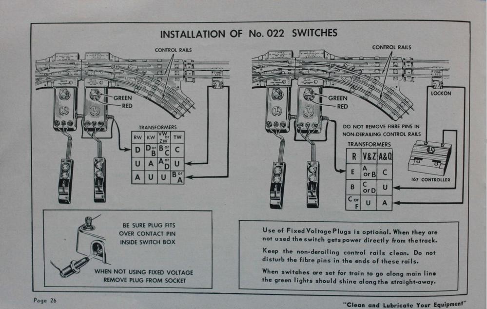 o72 switch problem