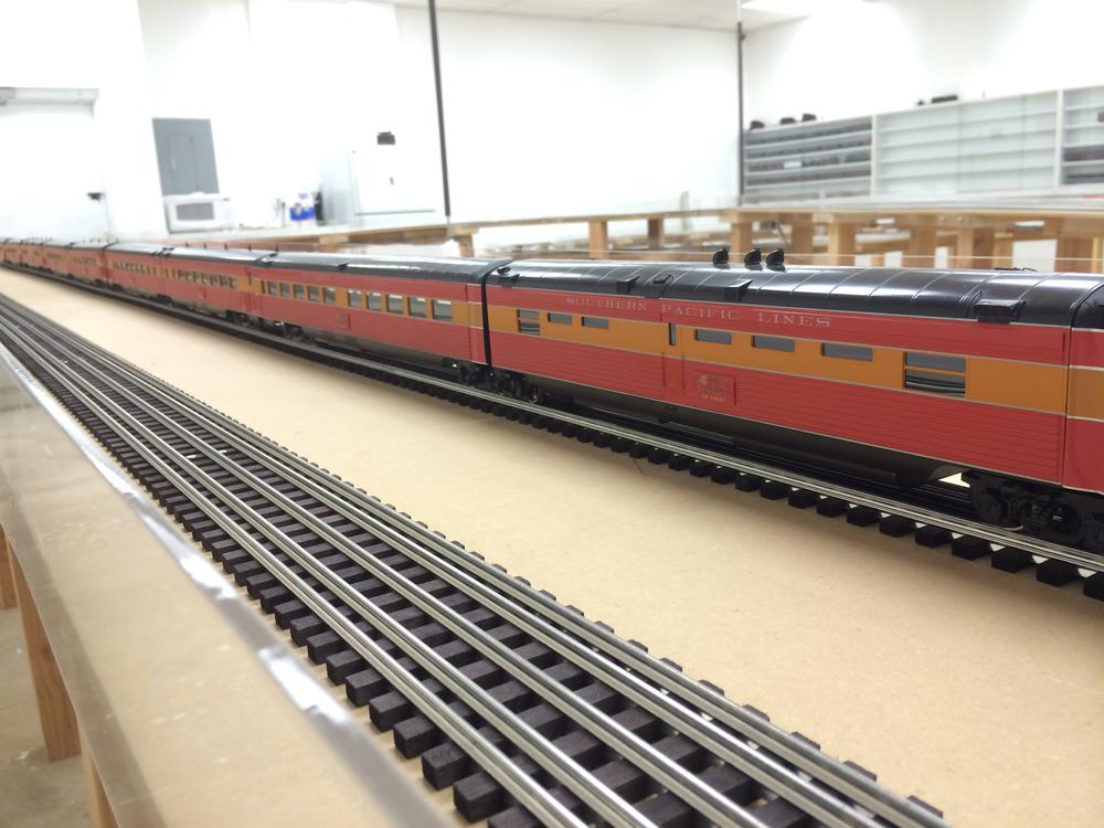 Mixed Passenger Cars O Gauge Railroading On Line Forum