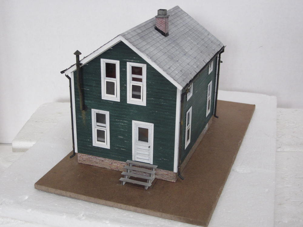 Finley House O Gauge Railroading On Line Forum