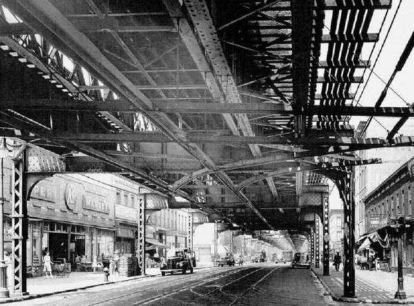 0178-W Under Myrtle EL downtown Tk-Vanderbilt AV STA-1944