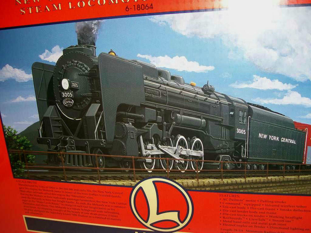 %24_57 upgrading the lionel 6 18009 nyc l3 a mohawk? o gauge  at fashall.co