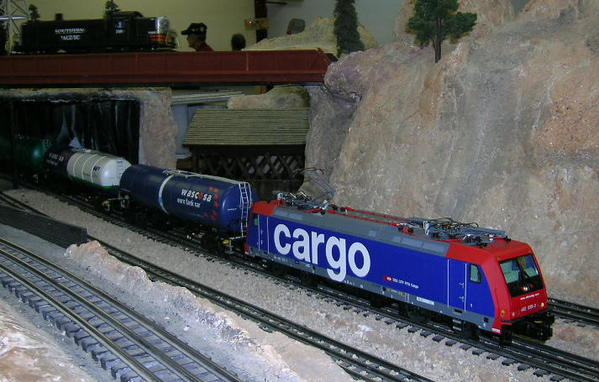 Swiss Cargo in Arizona 2