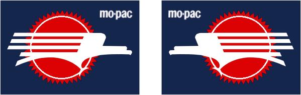 Mopac Cab Logos Modified