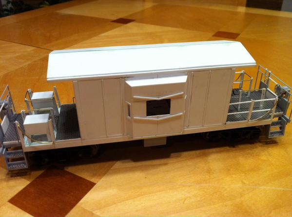 New SBW Caboose 1