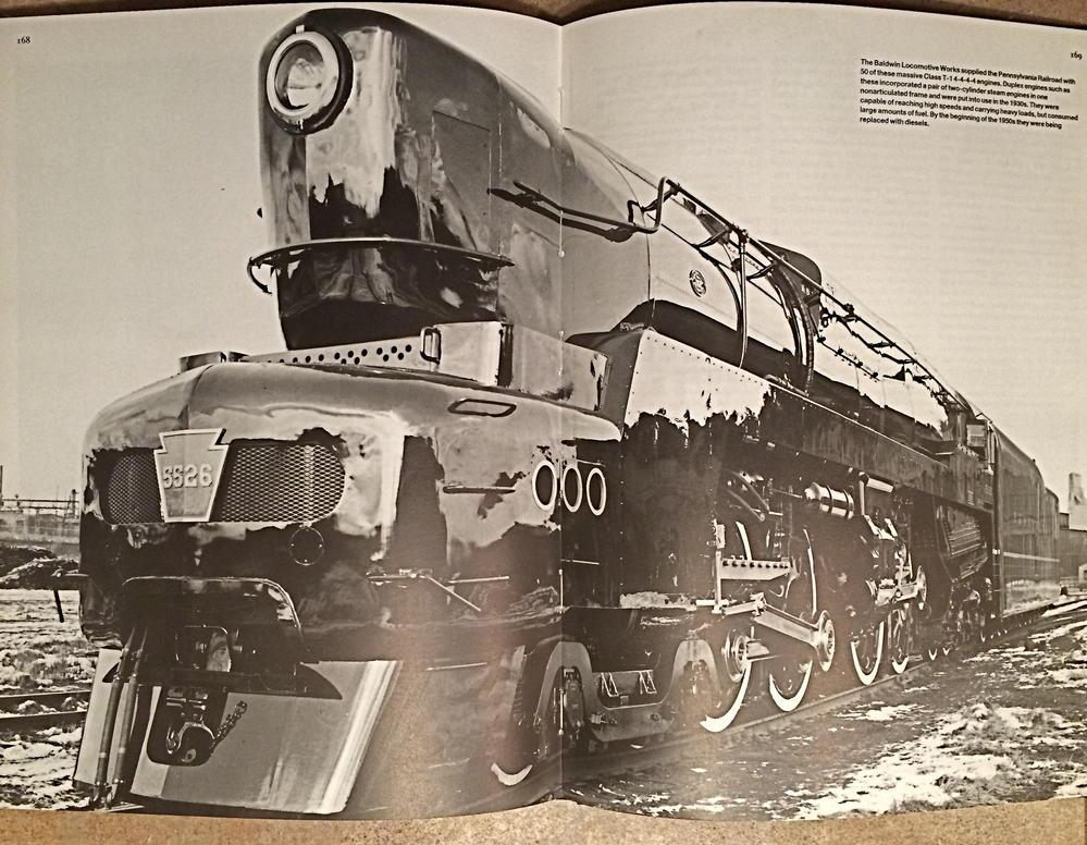 PRR T1 No 5526 | O Gauge Railroading On Line Forum