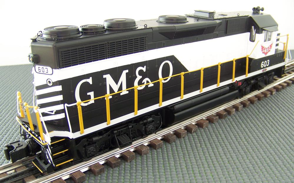 Photos of lionel 6 38990 gp 35 gm o 603 o gauge for Metallic farben fa r die wand