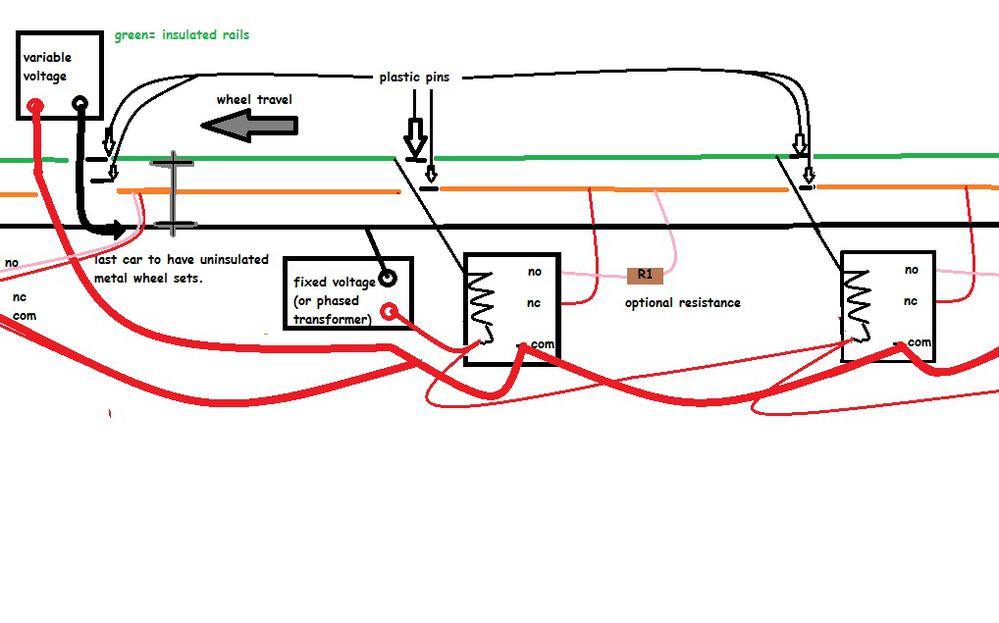 Idec Relay Wiring Diagram on 5 prong relay diagram