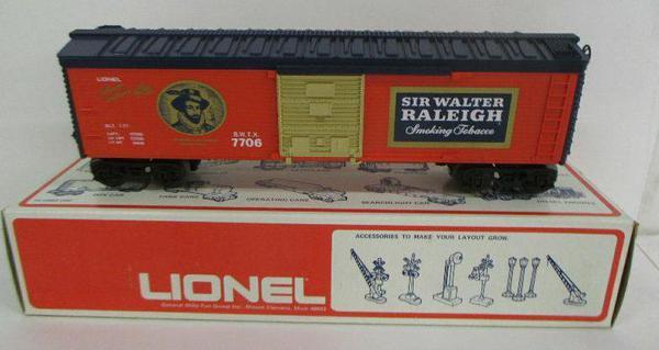 7706 Sir Walter Raleigh reefer