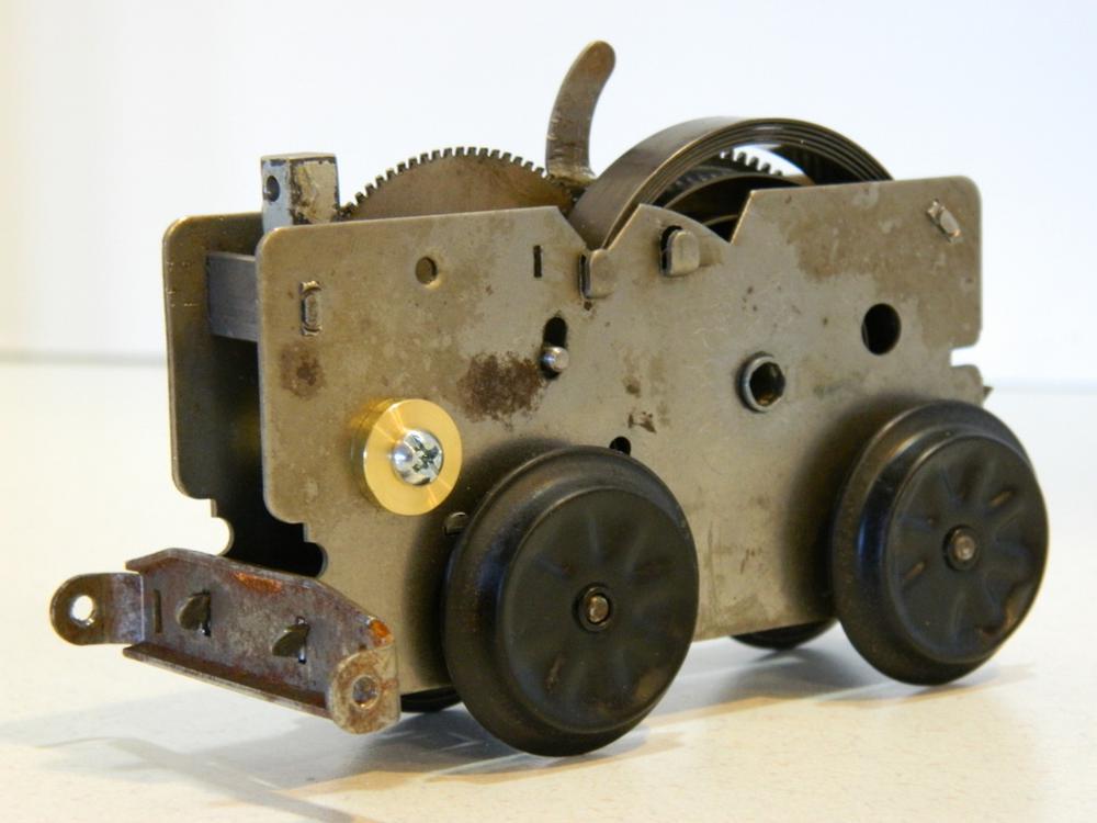 Marx Wind Up Radio Controlled Train O Gauge Railroading