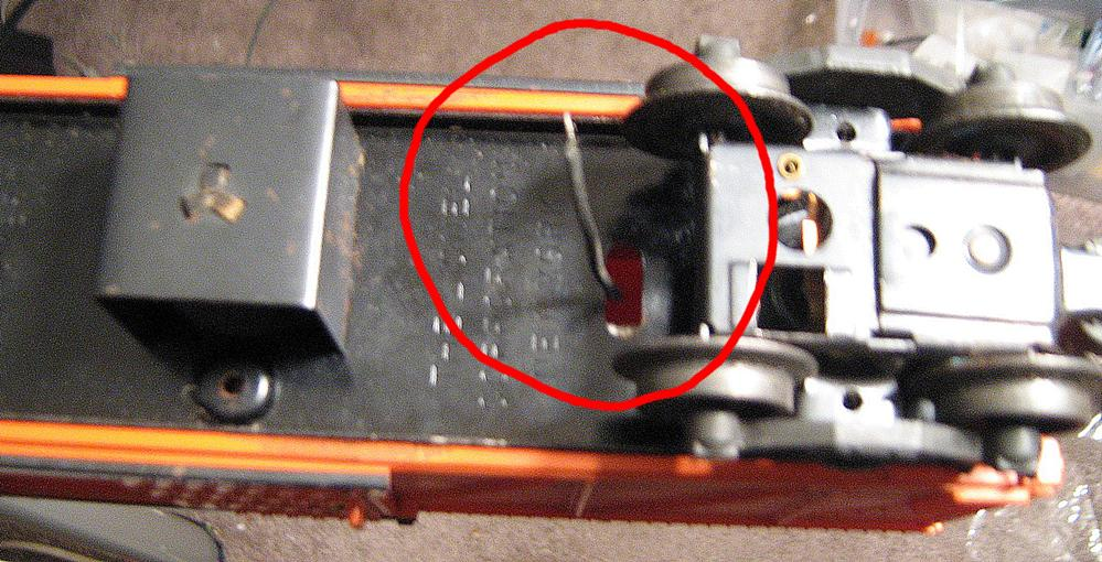 Wiring Diagram Lionel Cattle Car : Help with lionel 3656 cattle car o gauge railroading on line forum