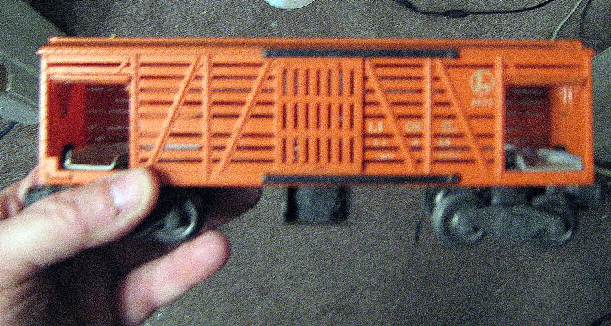 Help with lionel 3656 cattle car o gauge railroading on line forum cattle 2 asfbconference2016 Image collections