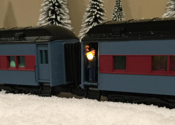 Polar Railroad Snow Plow Project Rpo Update O Gauge