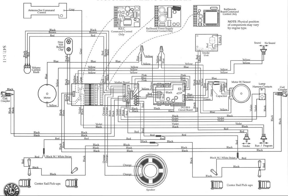 mth wiring diagram mth o scale buildings wiring diagram