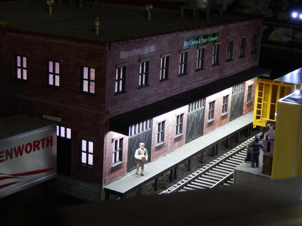 Kitbashing AmeriTowne Buildings | O Gauge Railroading On Line Forum
