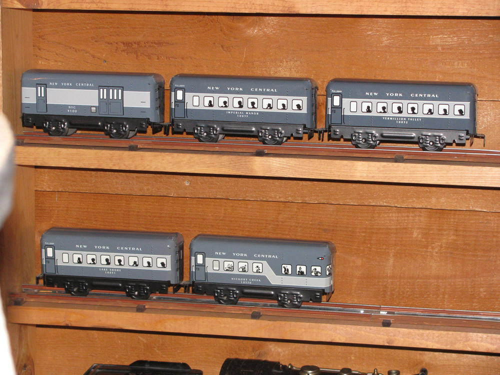 let\u0027s see your new marx o gauge railroading on line forum