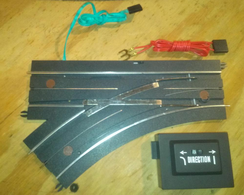 Ez Track Switches Are Here O Gauge Railroading On Line Forum Lionel Postwar 1122 027 Remote Switch Pair W Controller Files