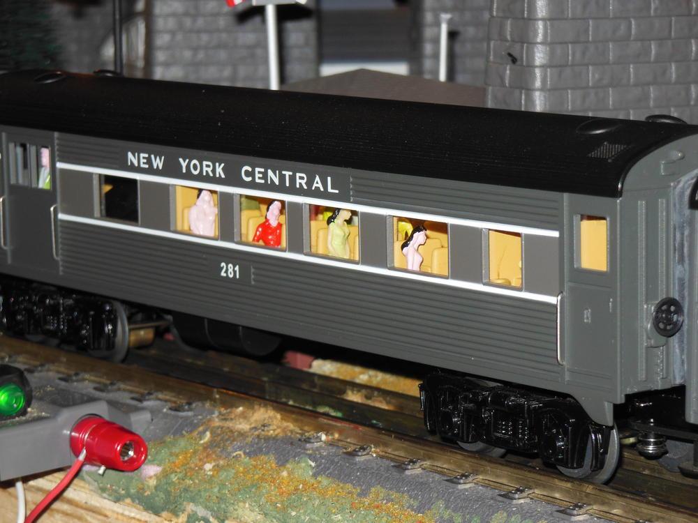 Wiring Led Passenger Train - DIY Enthusiasts Wiring Diagrams •