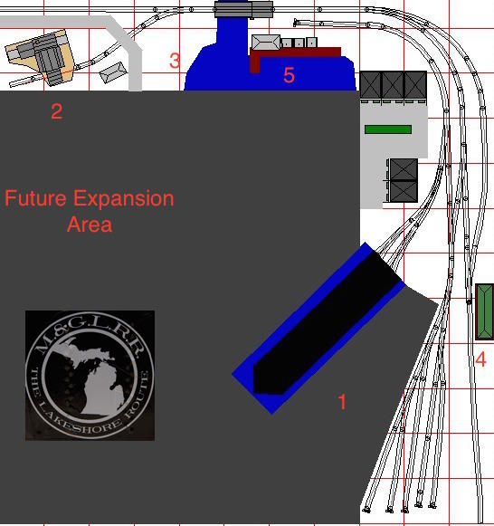 Post your layout maps here o gauge railroading on line forum for 10x11 room layout