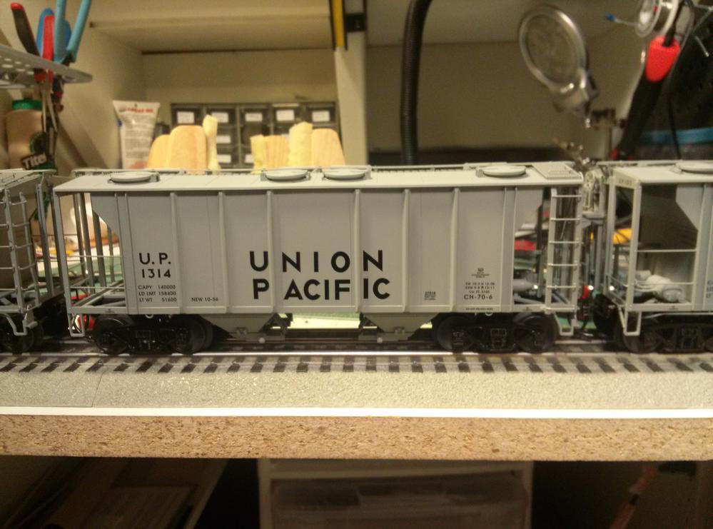 Advice on Scale Coat Paint | O Gauge Railroading On Line Forum