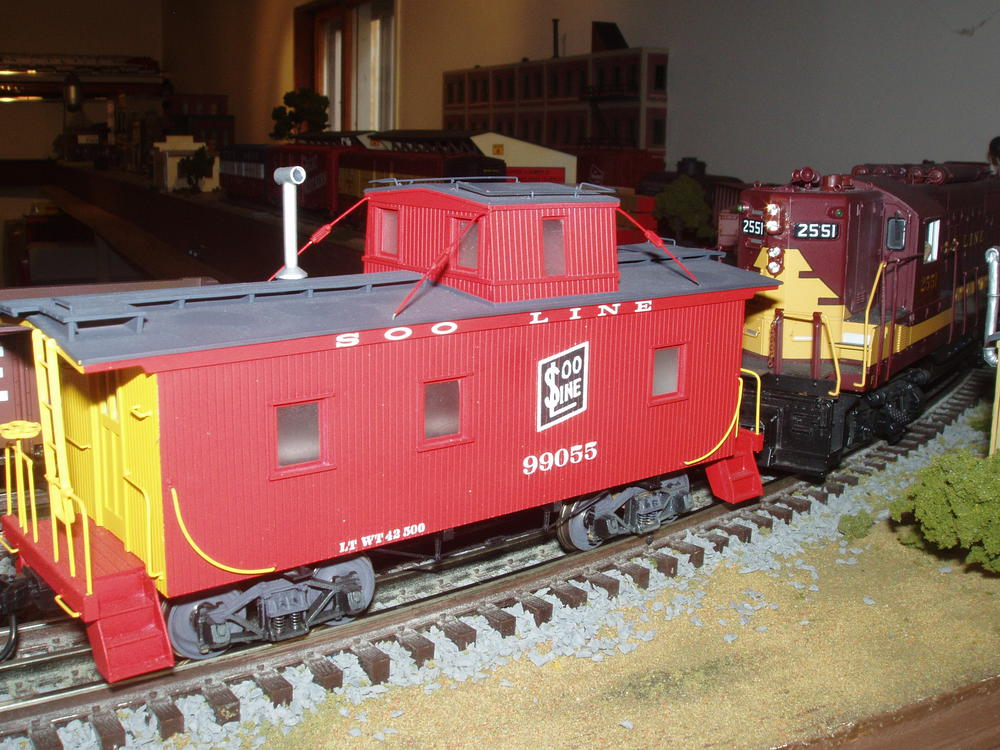 Great Northern & SooLine models | O Gauge Railroading On