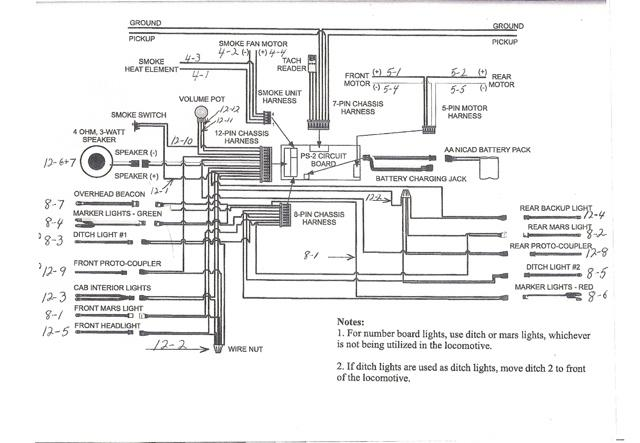 iso schematic