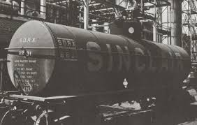 Image result for sinclair tank cars