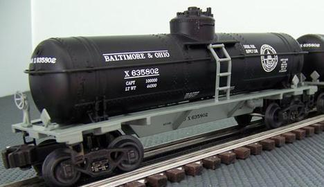 K-LINE tankcar single dome