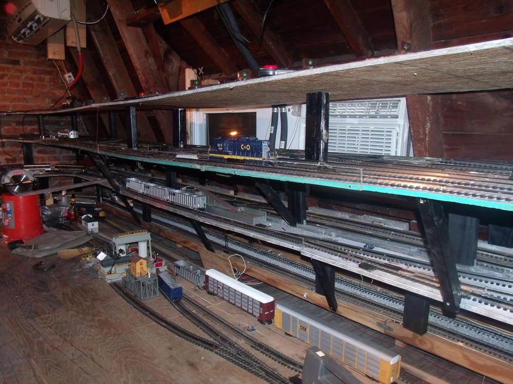 K Line Loading Depot O Gauge Railroading On Line Forum