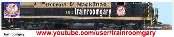 trainroomgary You Tube Banner