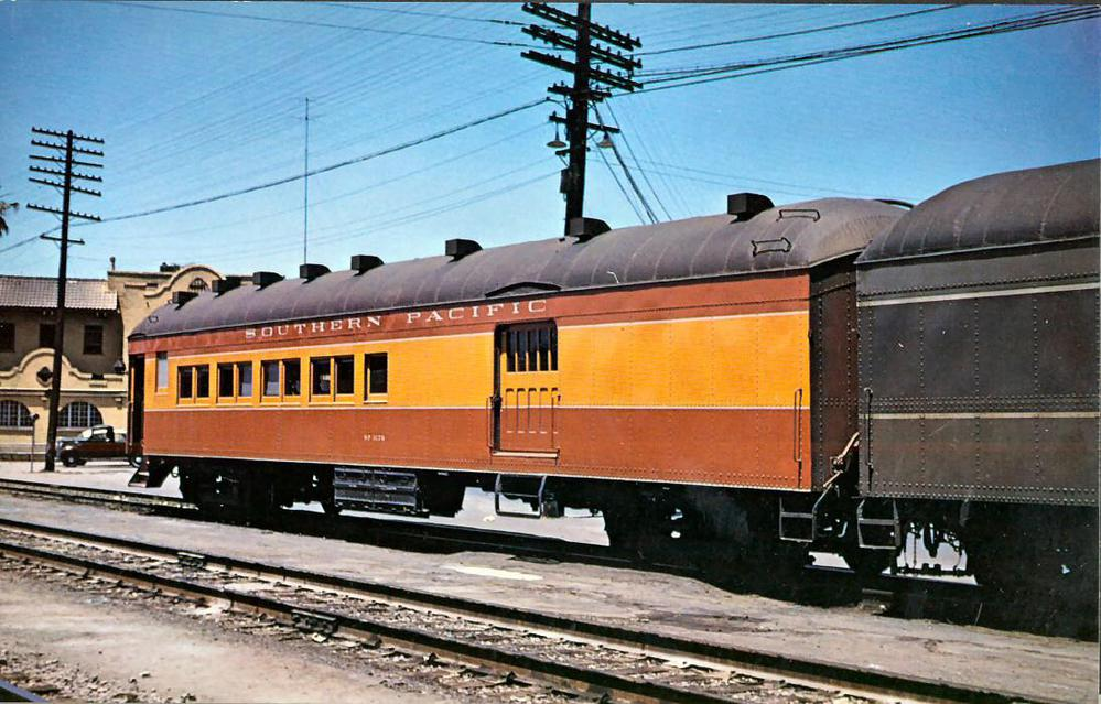 Did Southern Pacific Really Have Any Daylight Heavyweight