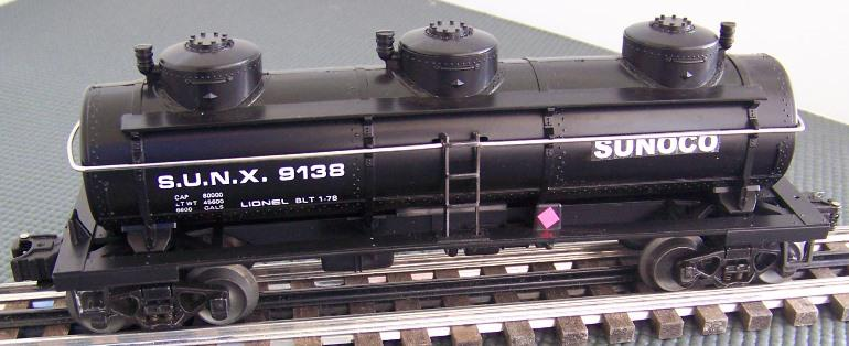 Modifying The Lionel 6 9138 3 Dome Tankcar O Gauge Railroading