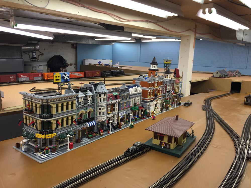 Lego Train Scale O Gauge Railroading On Line Forum