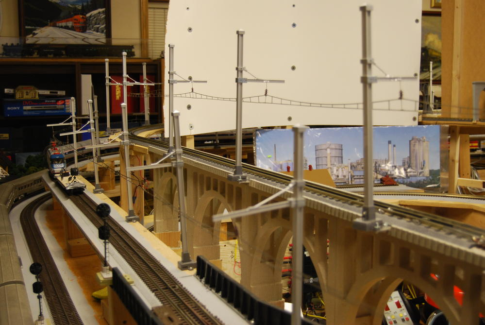 o gauge catenary pictures