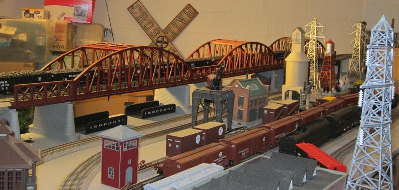 Mth Arch Bridge Center Support Needed Other